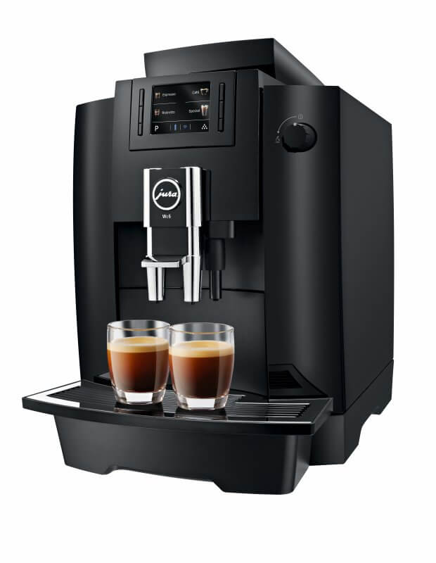Jura WE6 machine à café pro pour bureau