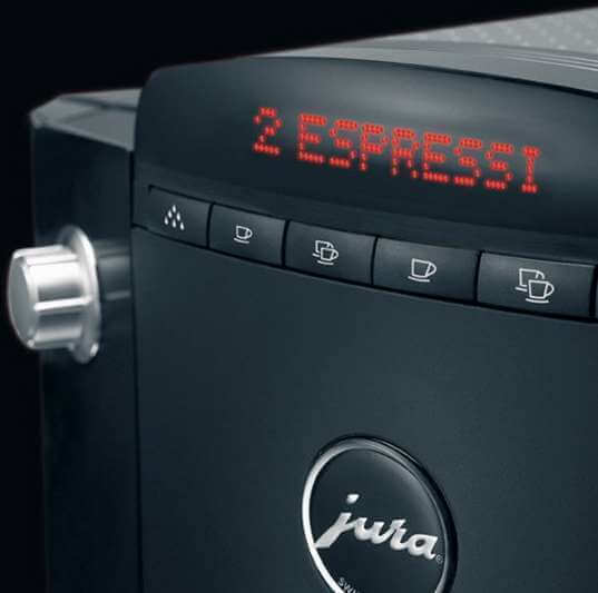 jura xf50 double expresso