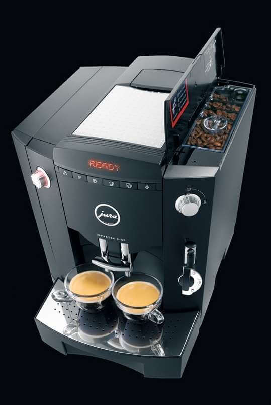 jura xf50 solution cafe bureau