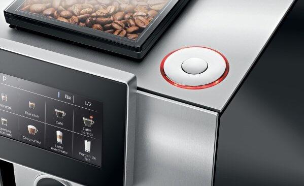 jura z8 aluminium machine cafe automatique jura exclu cafes pfaff ref15063  2