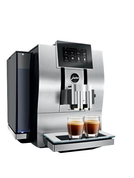 jura z8 aluminium machine cafe automatique jura exclu cafes pfaff ref15063  4