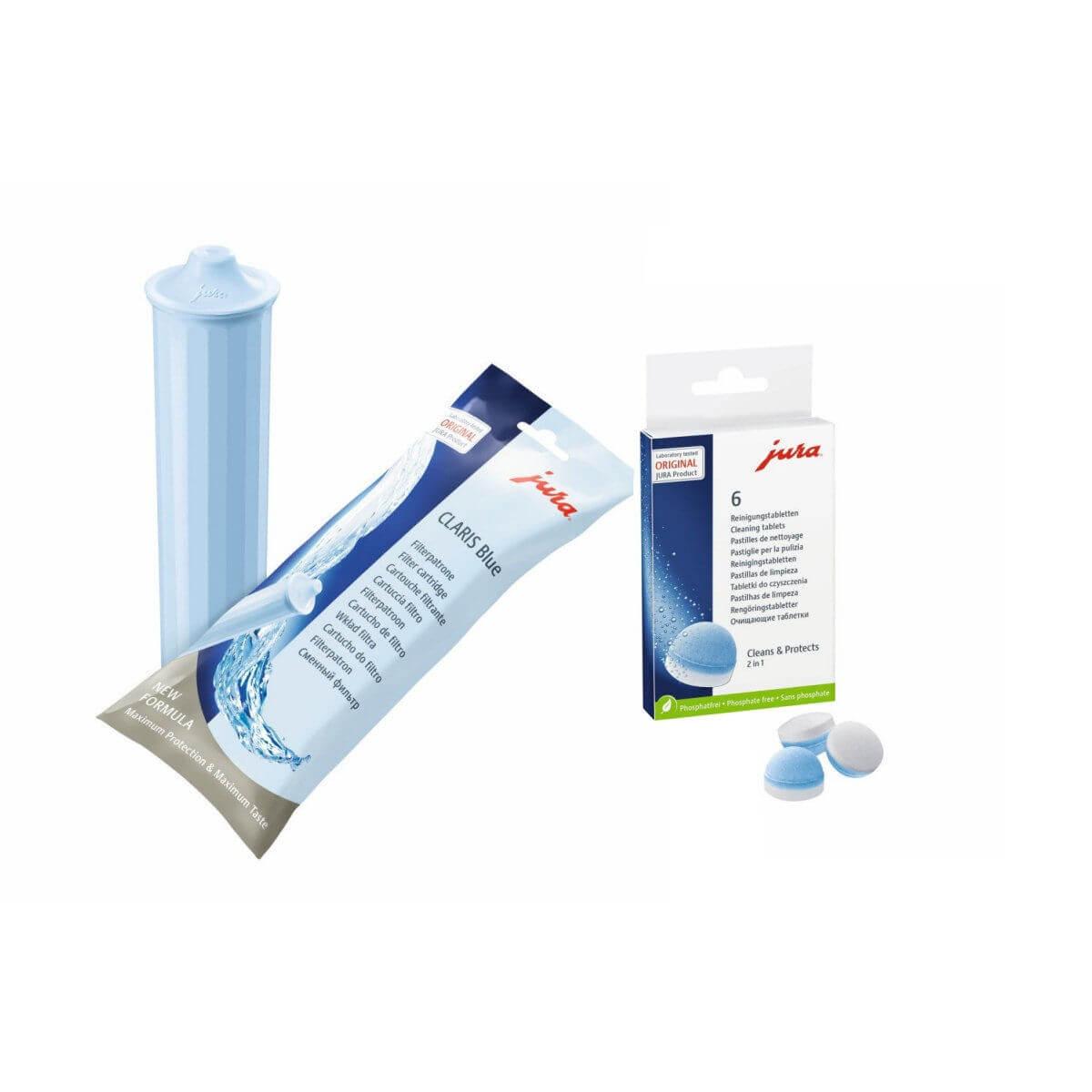 kit blue 2 produits