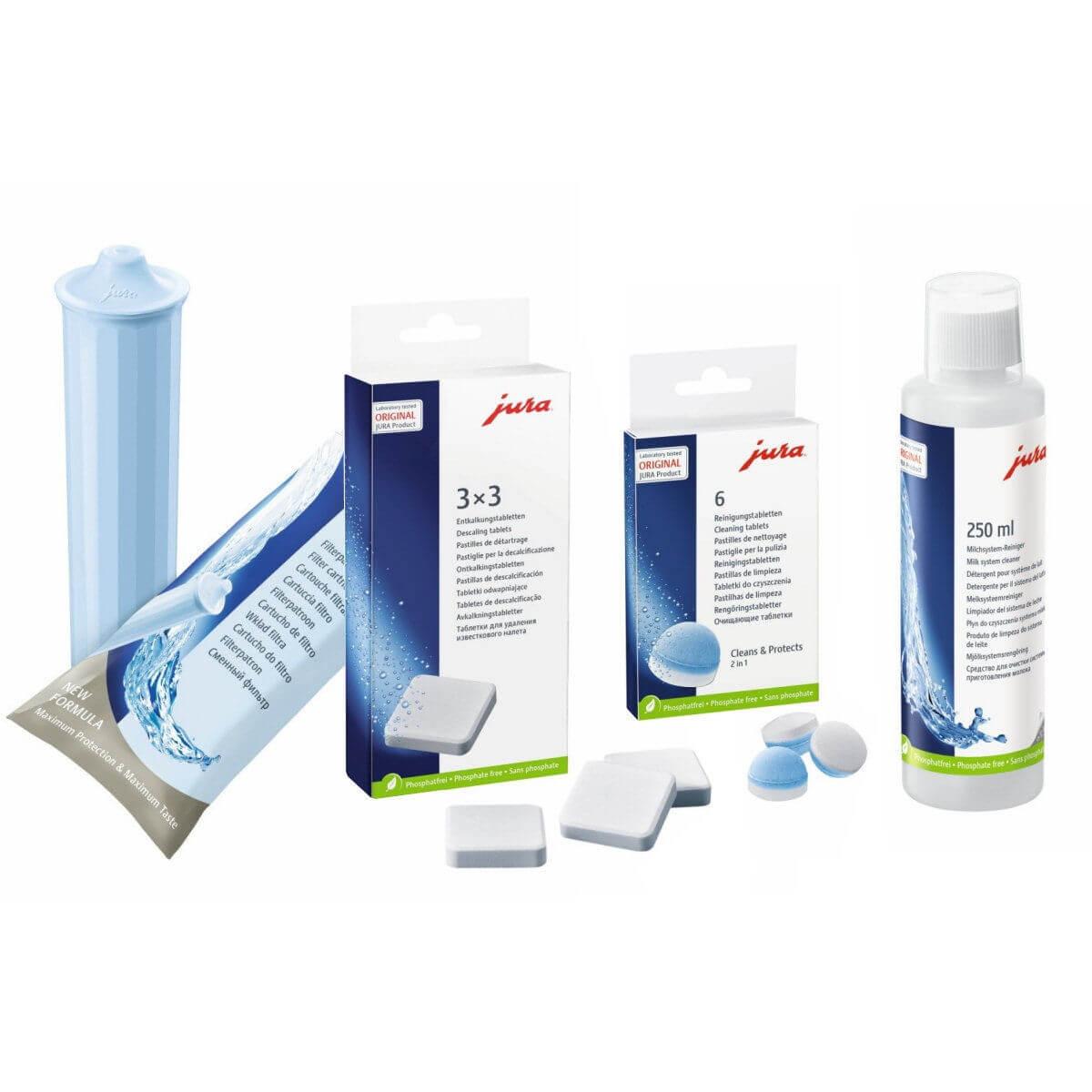 kit blue 4 produits