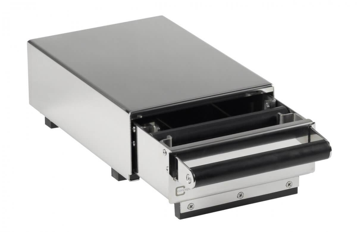 [JoeFrex]® Knock box tiroir professionnelle - bac à marc