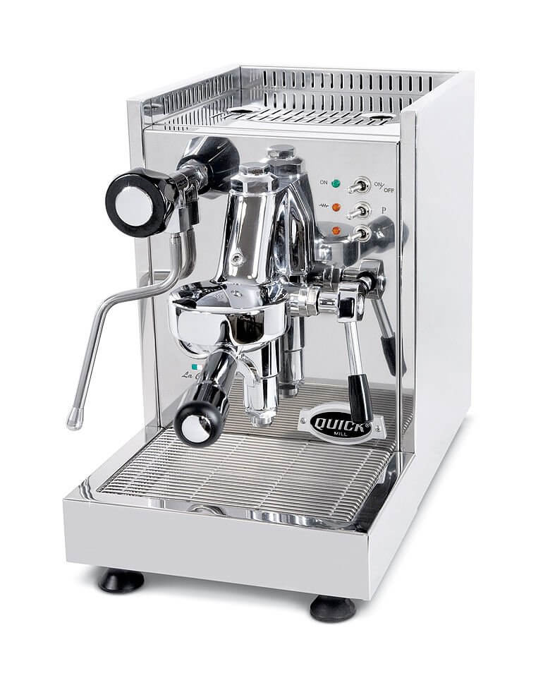 machine a cafe italienne good sage by heston blumenthal besuk the dual boiler espresso machine. Black Bedroom Furniture Sets. Home Design Ideas