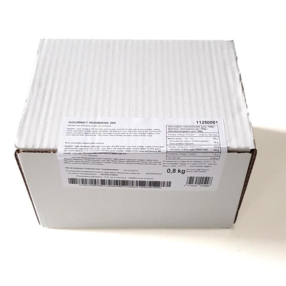 le gourmet monbana carton