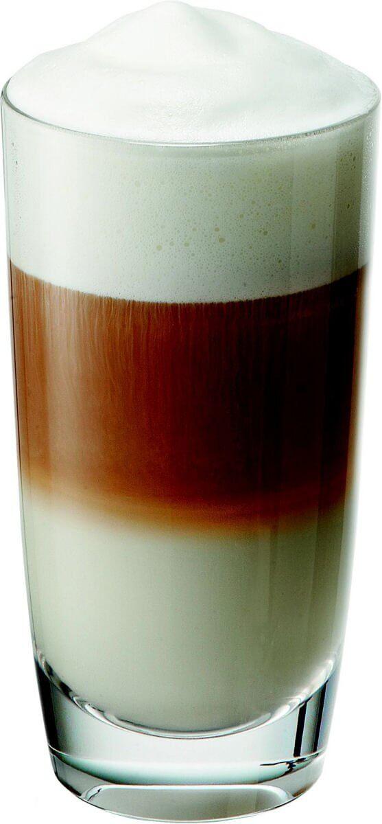 lot de 2 verres latte macchiato jura 1