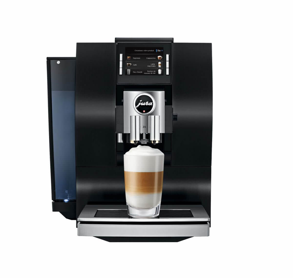 machine automatique jura 76 alu noire 15231 2