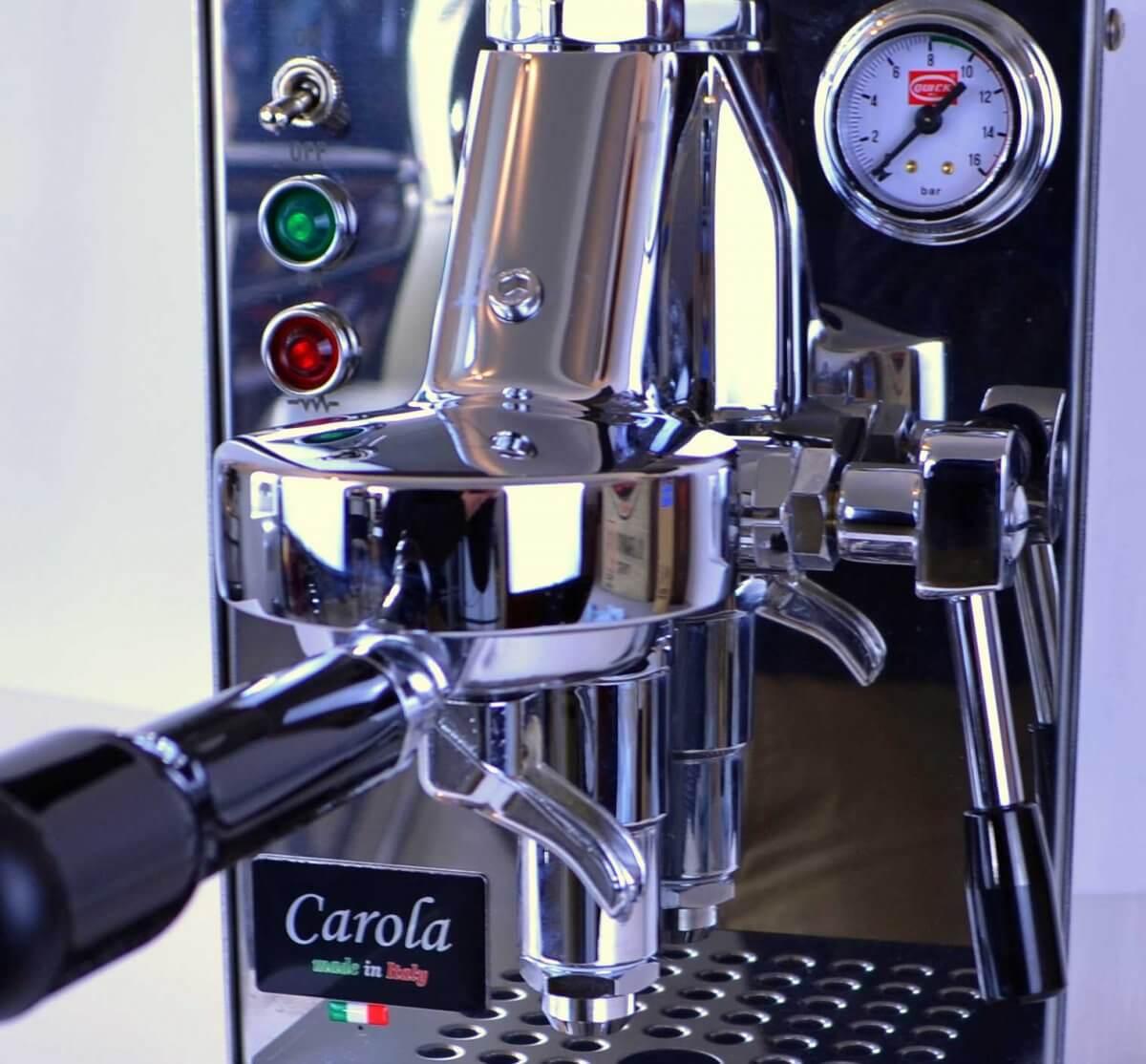 machine expresso carola groupe e61