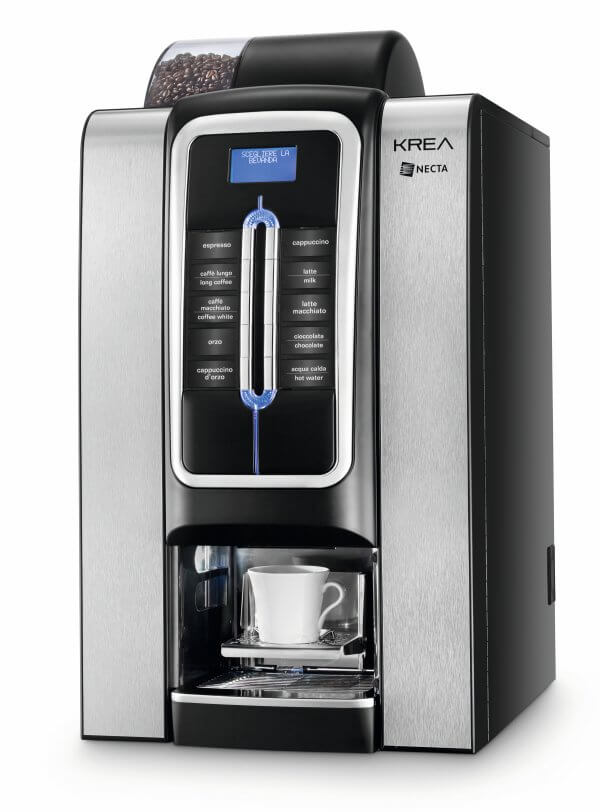Krea expresso necta machine caf professionnelle for Materiel professionnel cafe