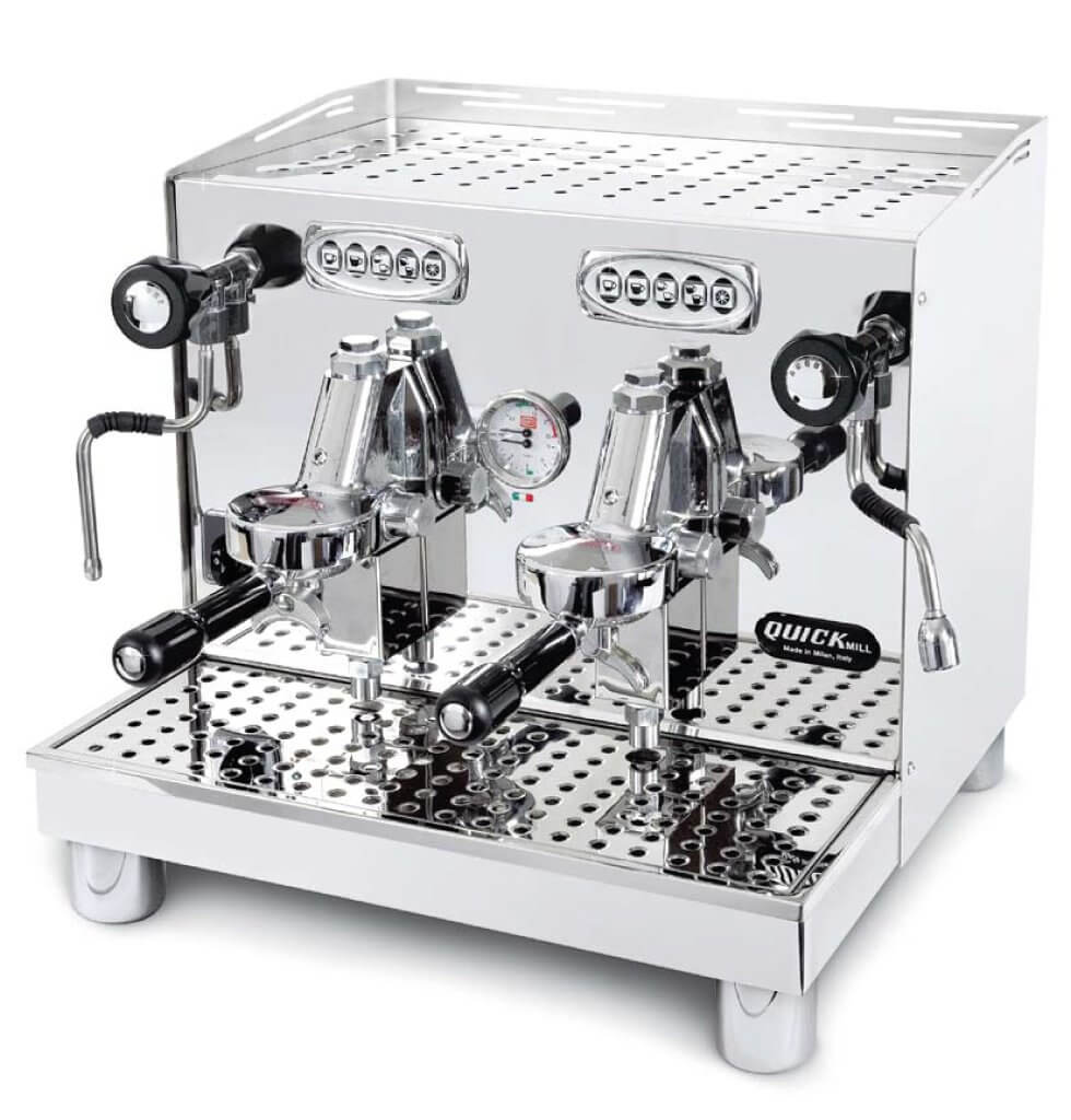 machine cafe quickmill pro uragano