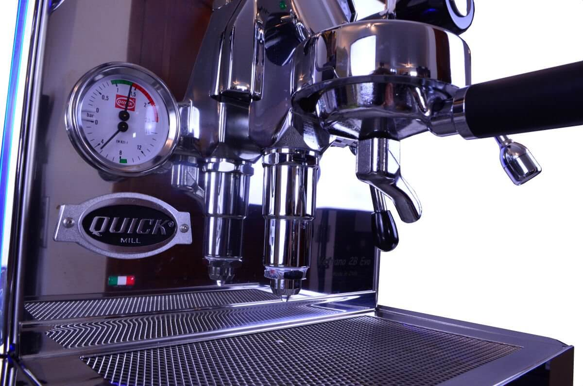 machine cafe vetrano2b evo quickmill  6