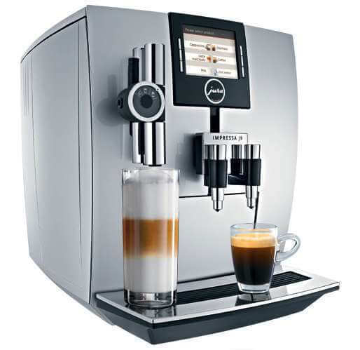 Machine caf automatique jura delonghi en vente sur caf s pfaff - Prix machine a cafe jura ...