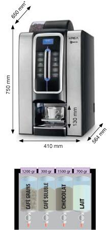 Sav Machine A Cafe Krea