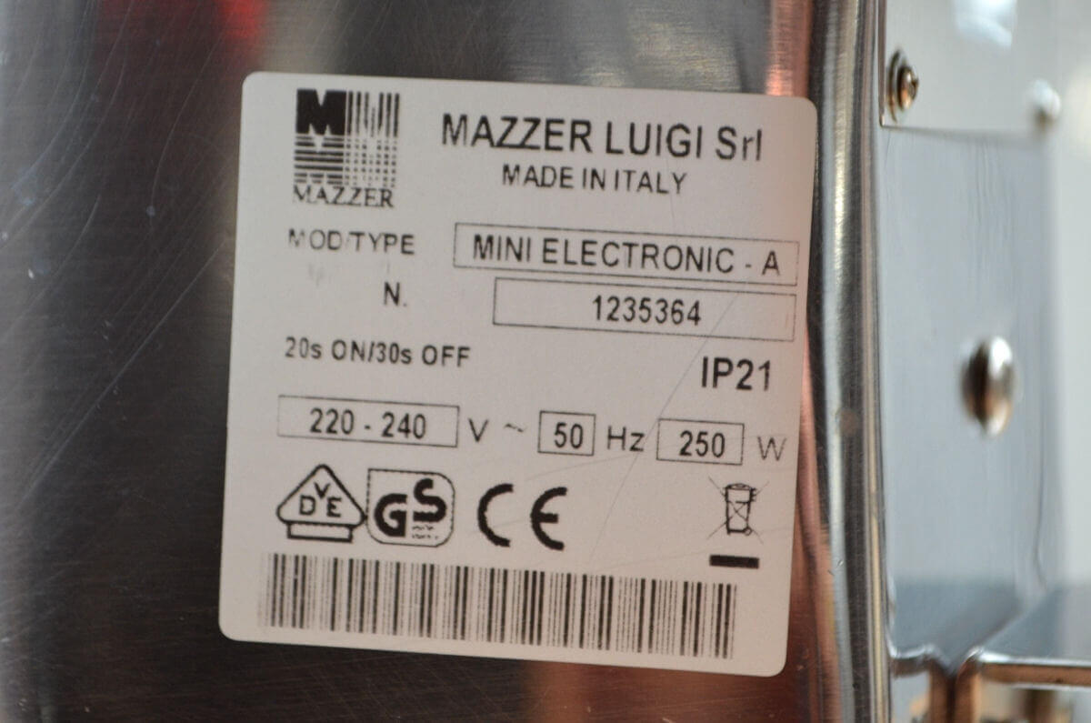 mazzer mini electronique a moulin a cafe  4
