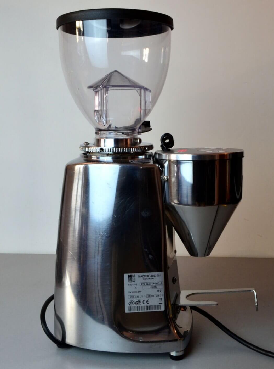 mazzer mini electronique a moulin a cafe  6