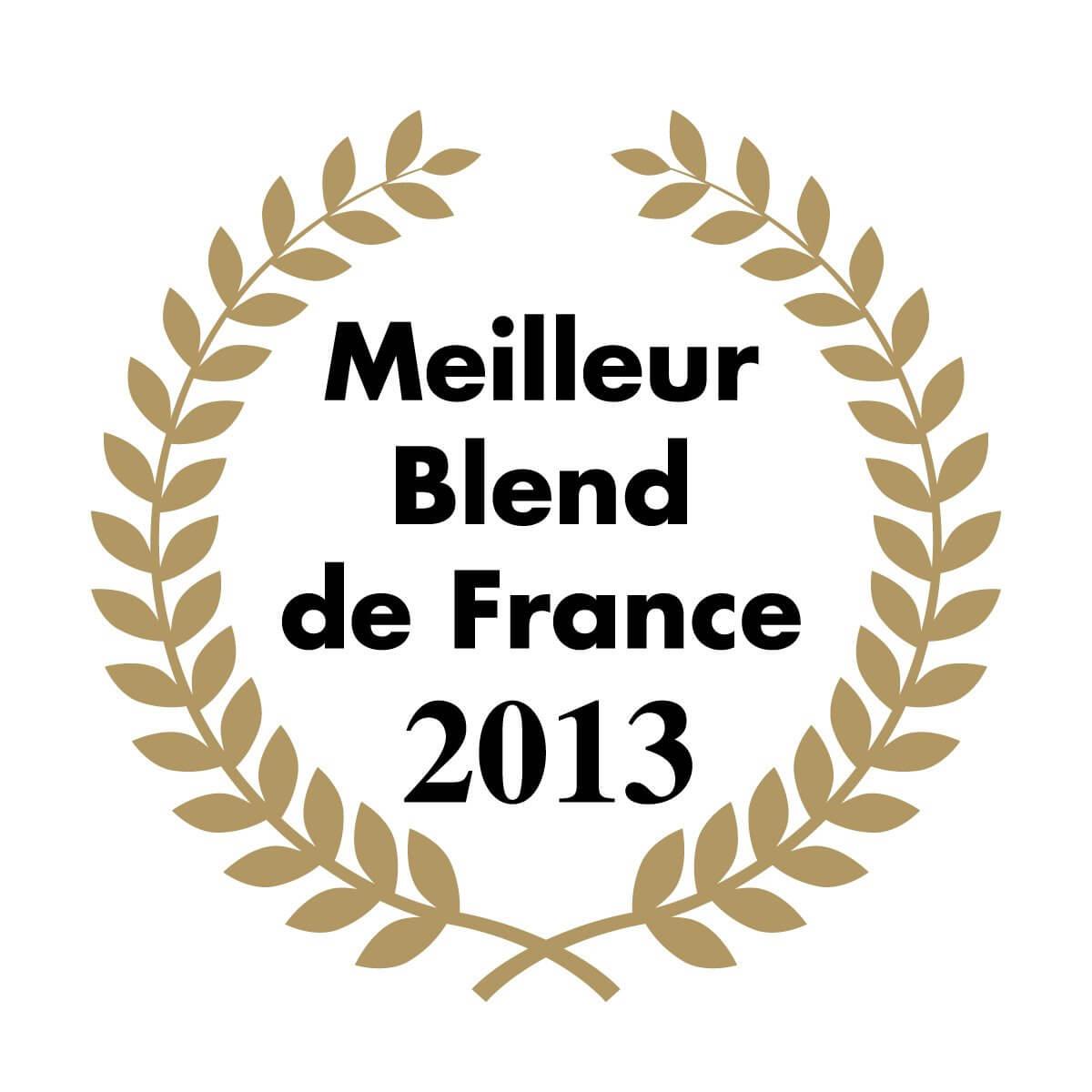 meilleur blend 2013