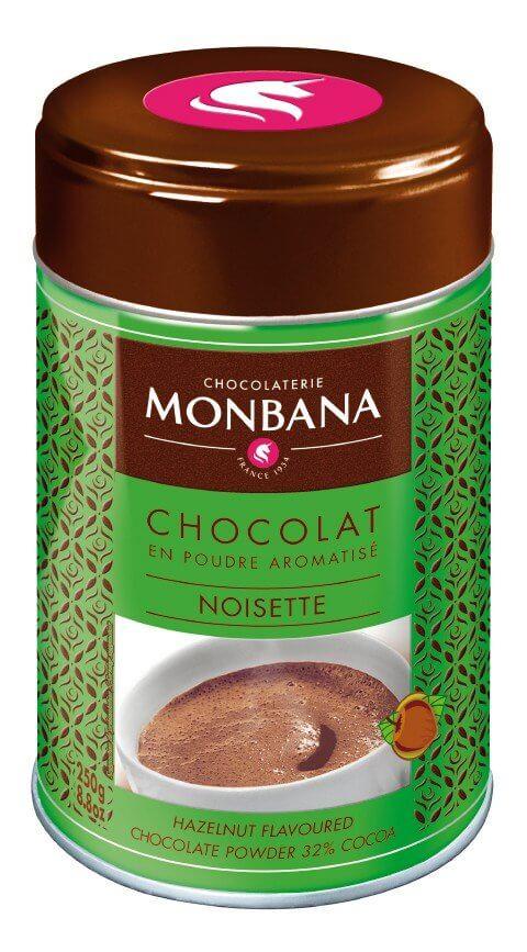Chocolat en poudre aromatisé Noisette