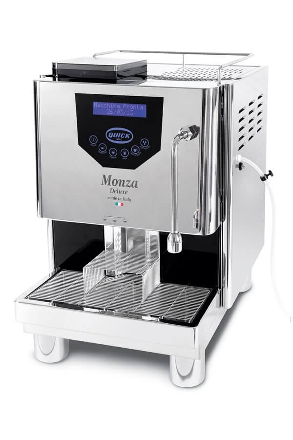 monza evo quickmill machine cafe autmatique