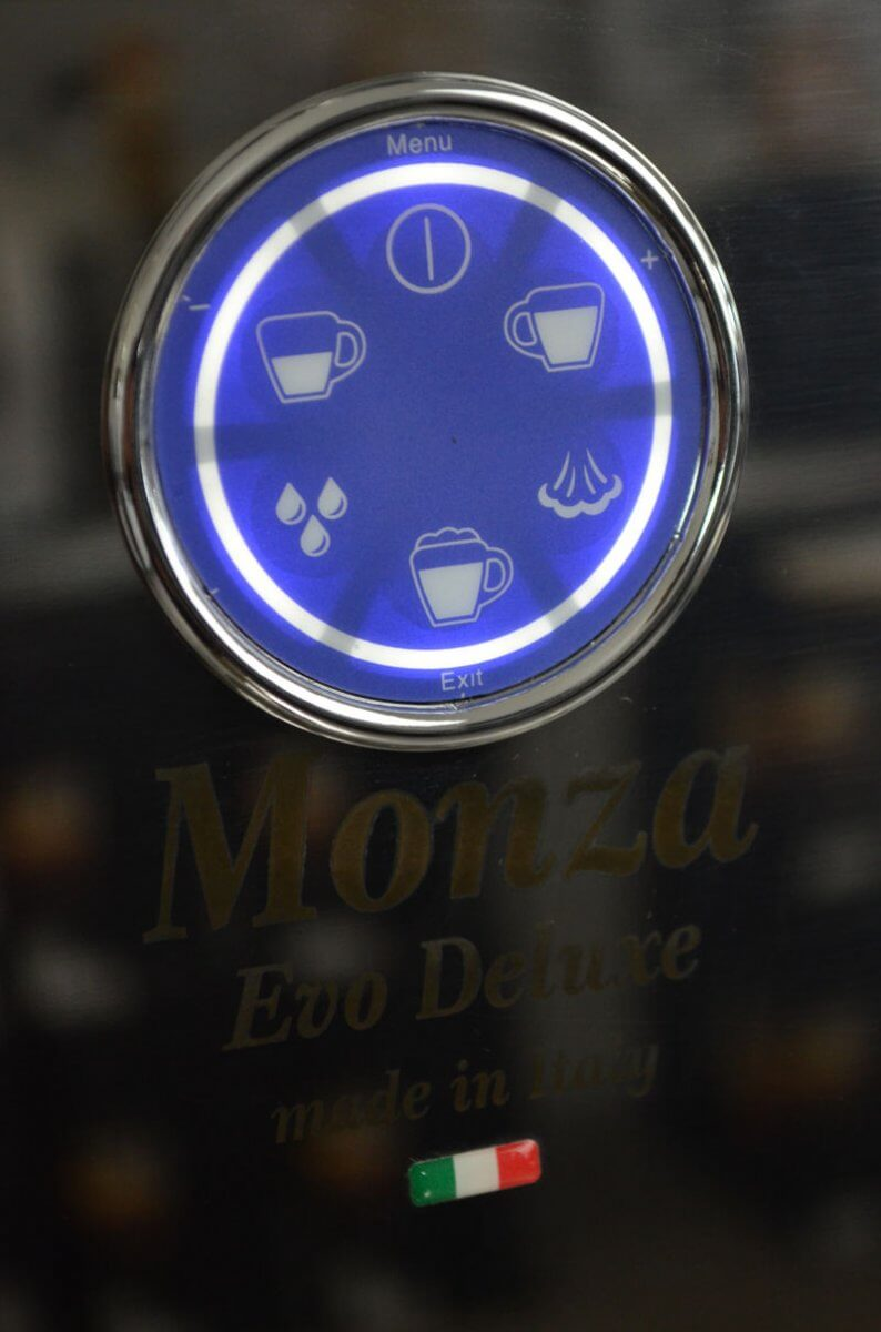 monza evo quickmill machine cafe automatique  1