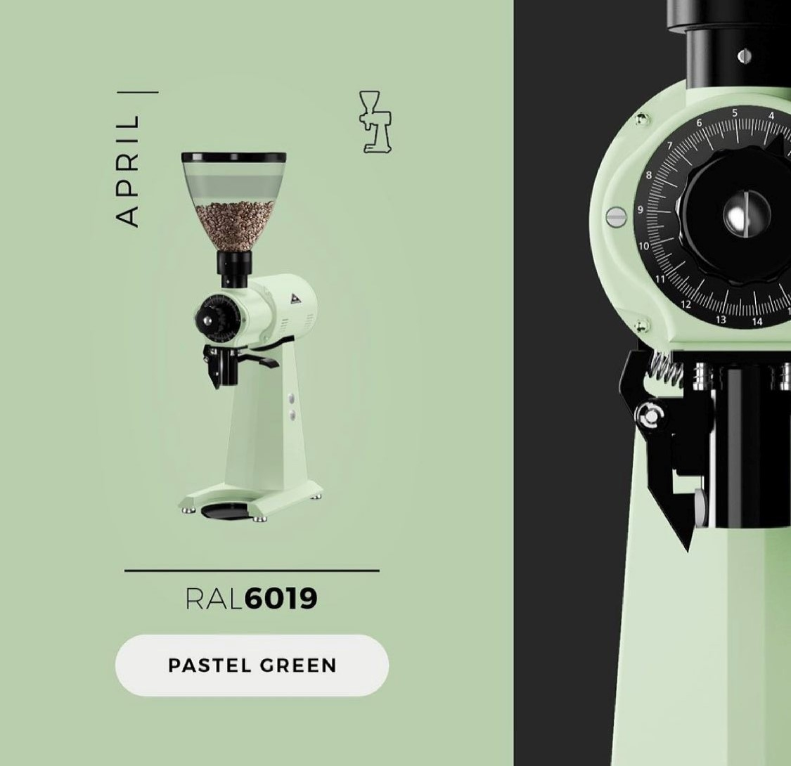 moulin ek43 vert pastel