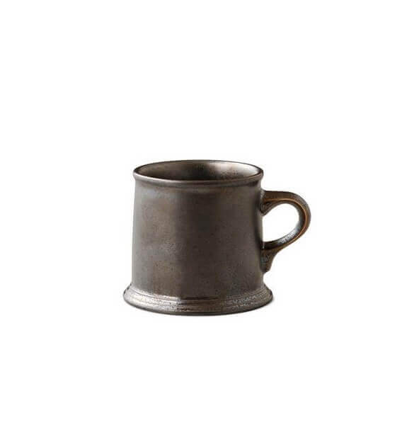 mug slow coffee metal 220ml