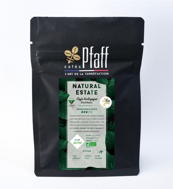 natural estate sachet 250g