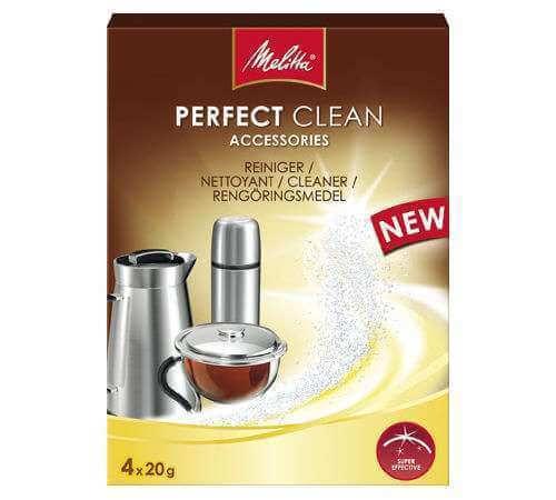 Nettoyant pour accessoires Perfect Clean Accessories - Melitta - DESTOCKAGE