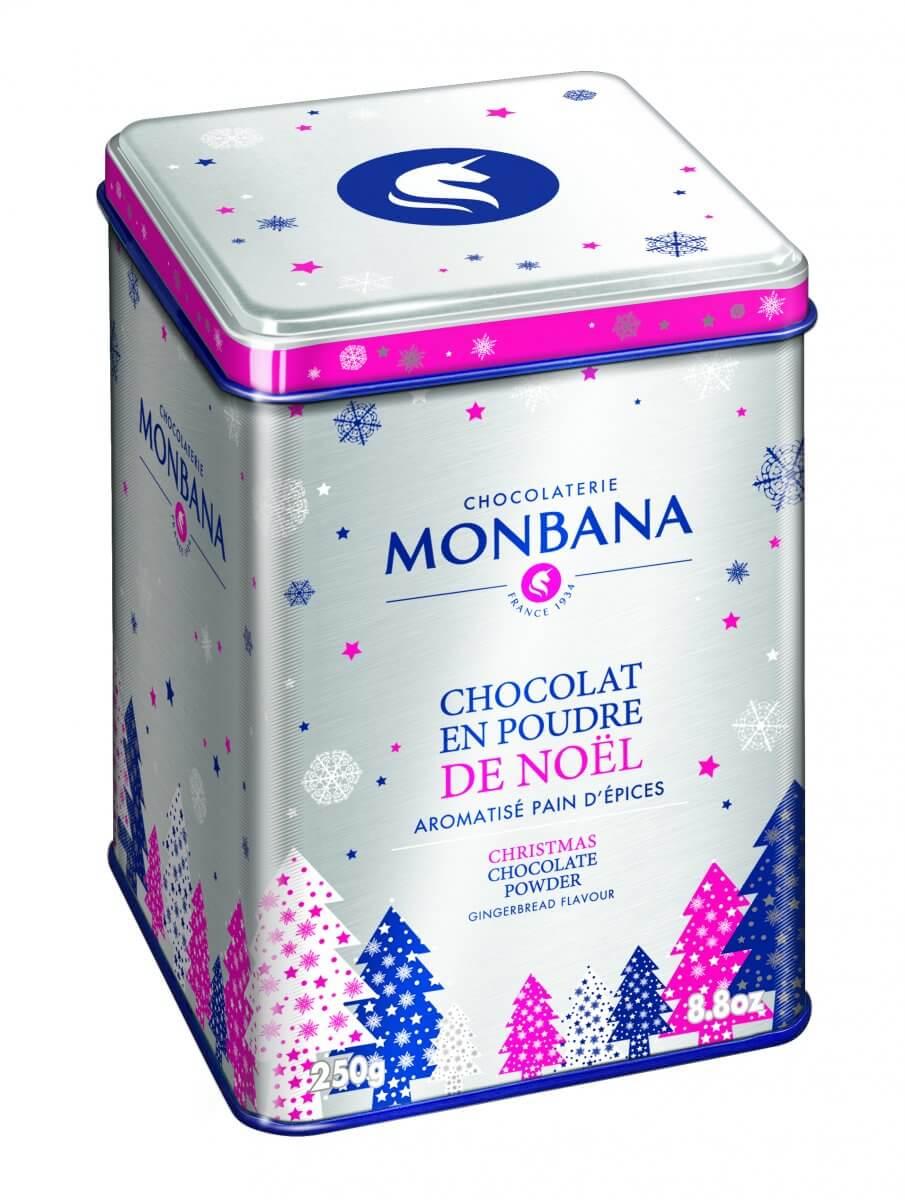 Chocolat en poudre de Noël