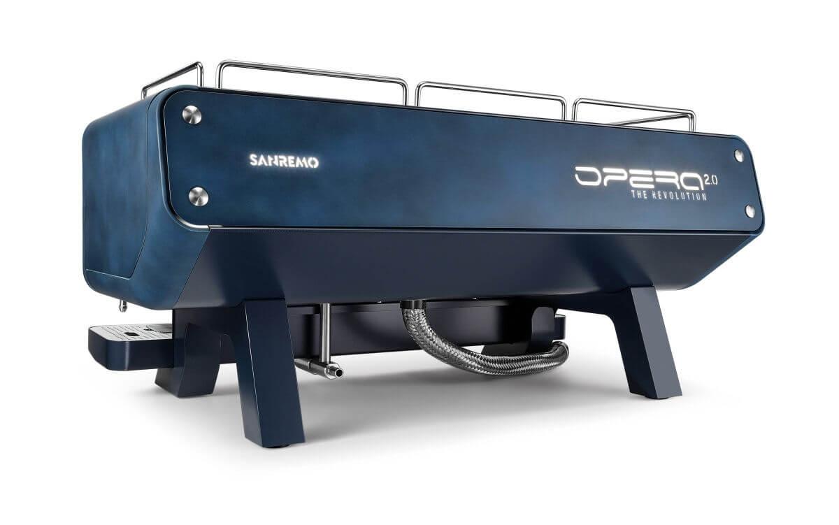 opera octane blue sanremo machine expresso 03