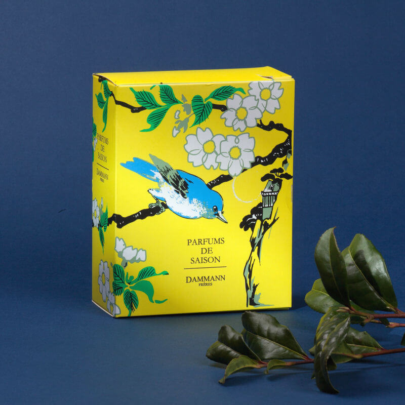 Parfums de Saison - Coffret 20 sachets assortis