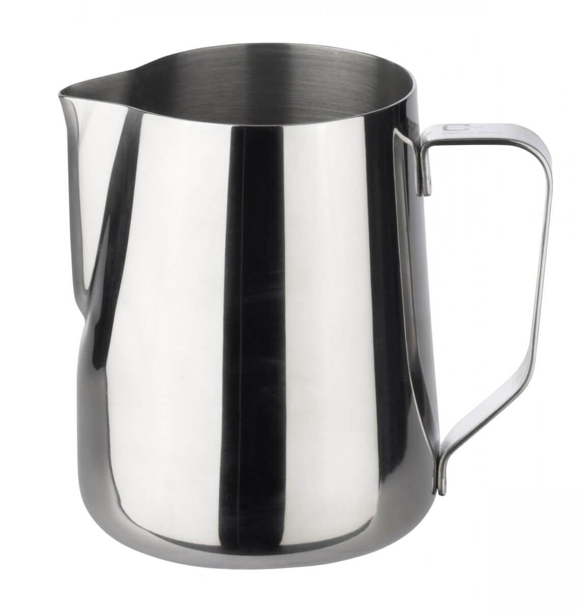 Pichet à lait - acier - 590ml - [JoeFrex]®