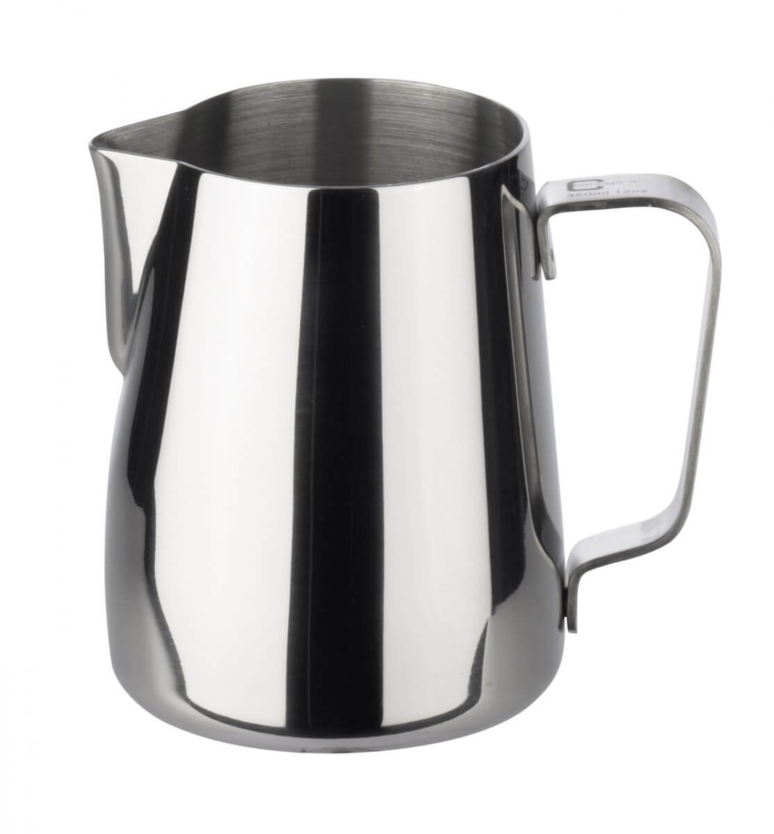Pichet à lait - acier- 350ml - [JoeFrex]®