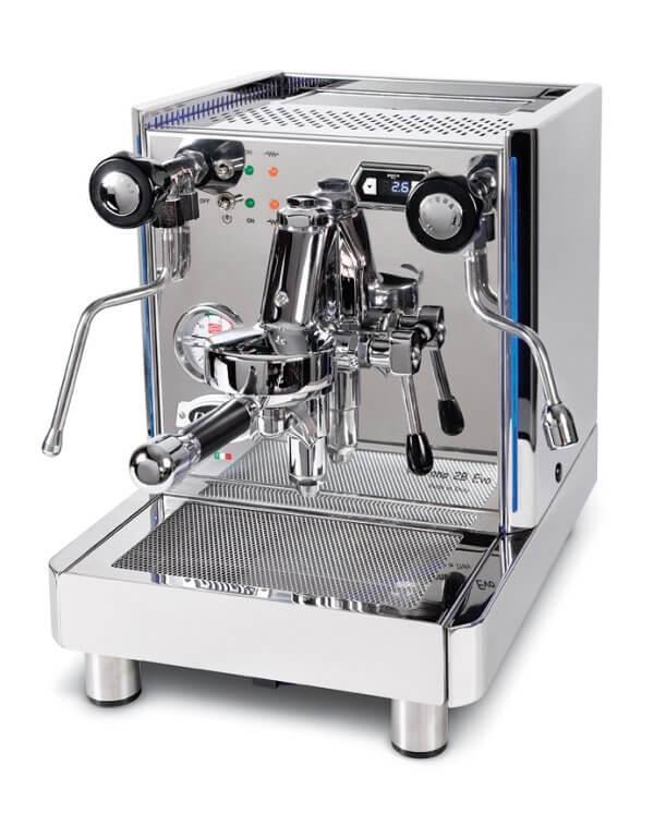 Machine expresso Quick Mill Vetrano 2B EVO + LED avec PID