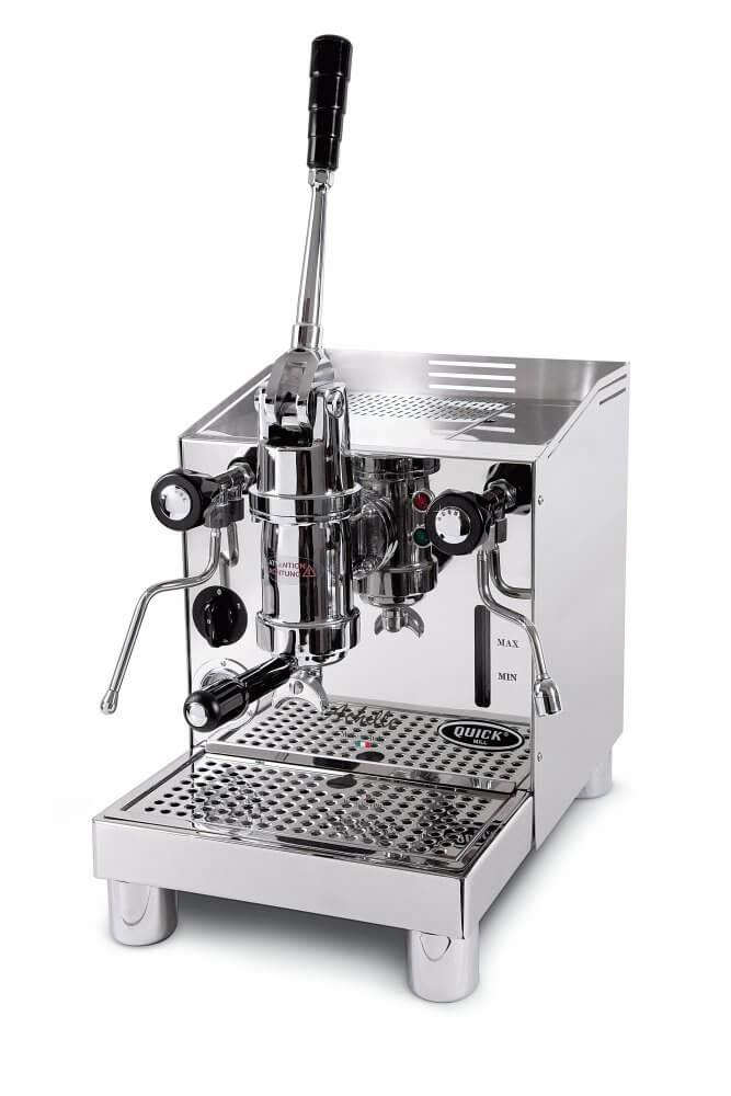 Machine expresso Quick Mill ACHILLE + porte filtre et tasseur