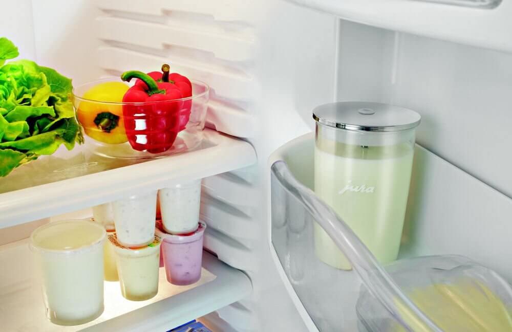 recipient lait en verre jura 72570  8