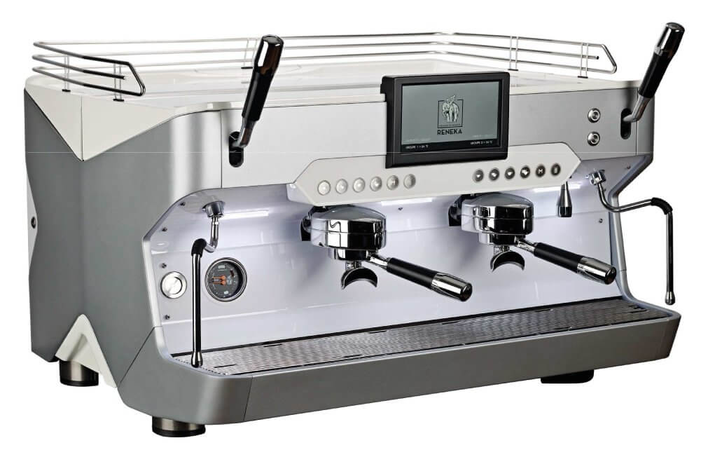 machine espresso reneka r80 machine caf. Black Bedroom Furniture Sets. Home Design Ideas