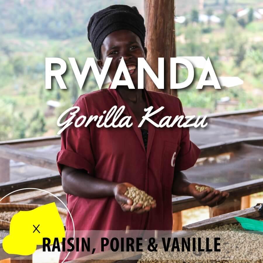 rwanda gorilla kanzu