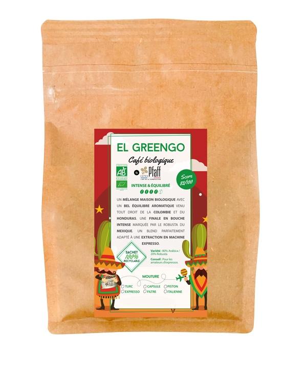 sachet mono greengo