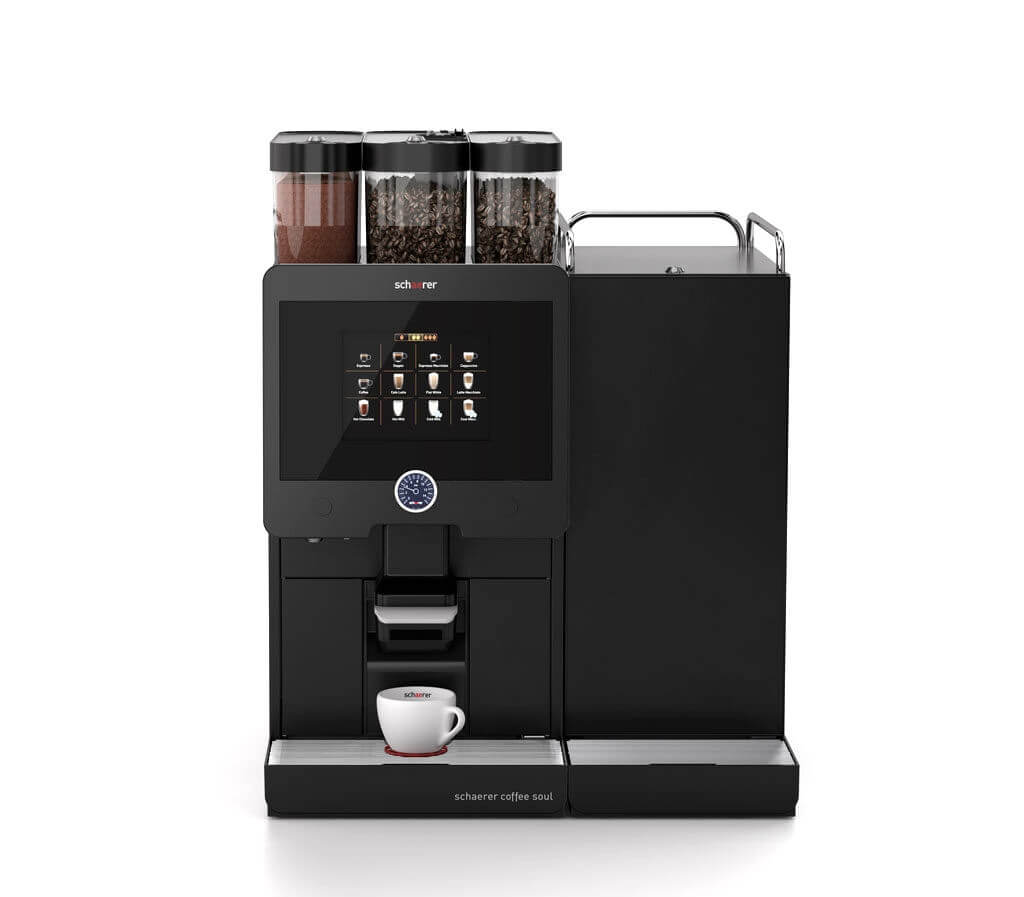 schaerer coffee soul machine cafe automatique pro  2