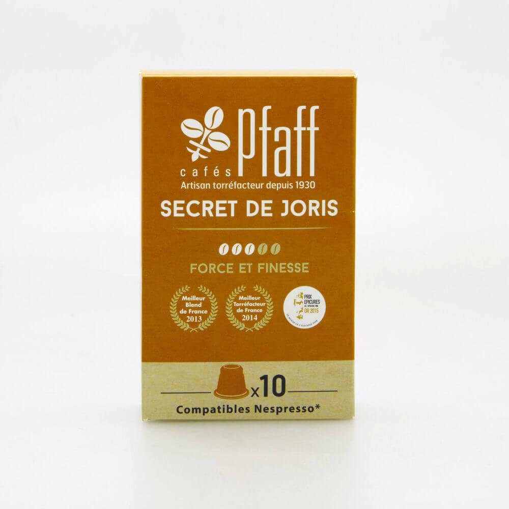 secret de joris capsules cafes cafes pfaff2017 1