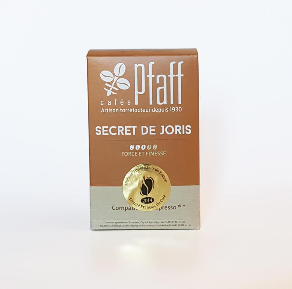 secret de joris par 30 capsules compatibles nespresso2