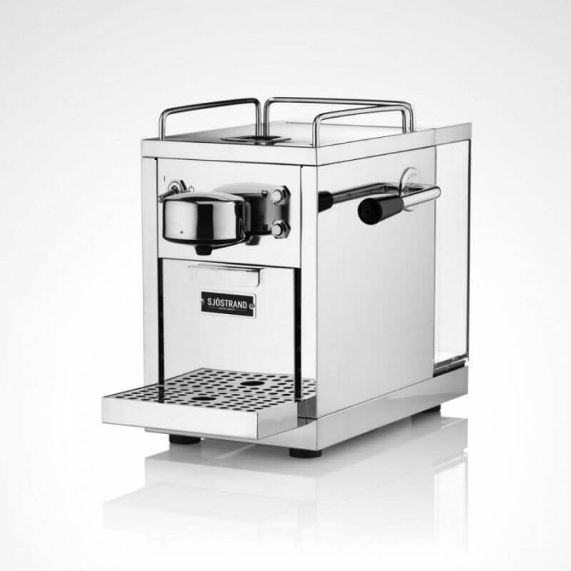 Machine à capsules compatibles nespresso® - Sjostrand