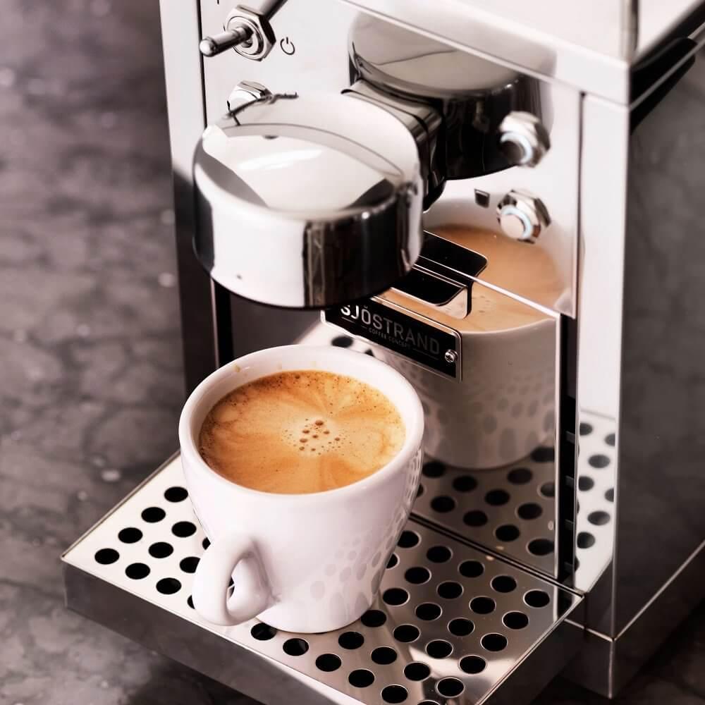 sojstrand nespresso