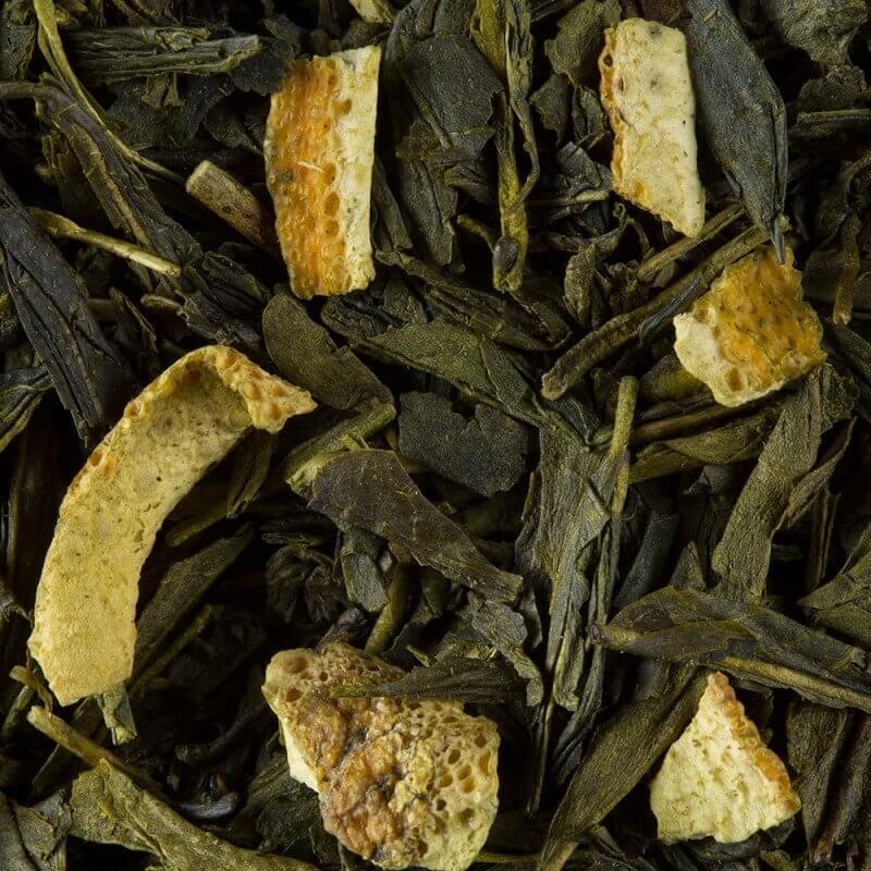 Thé vert - Soleil Vert - Dammann Frères ®