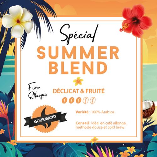 Café en grain BLEND MAISON - Summer Blend