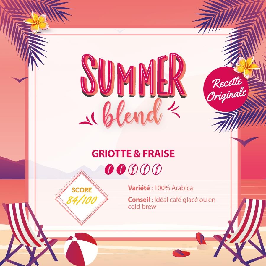 summer blend edition 2021