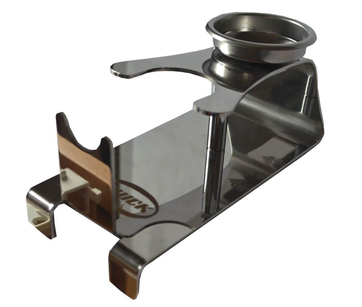 support porte filtre tamper quickmill
