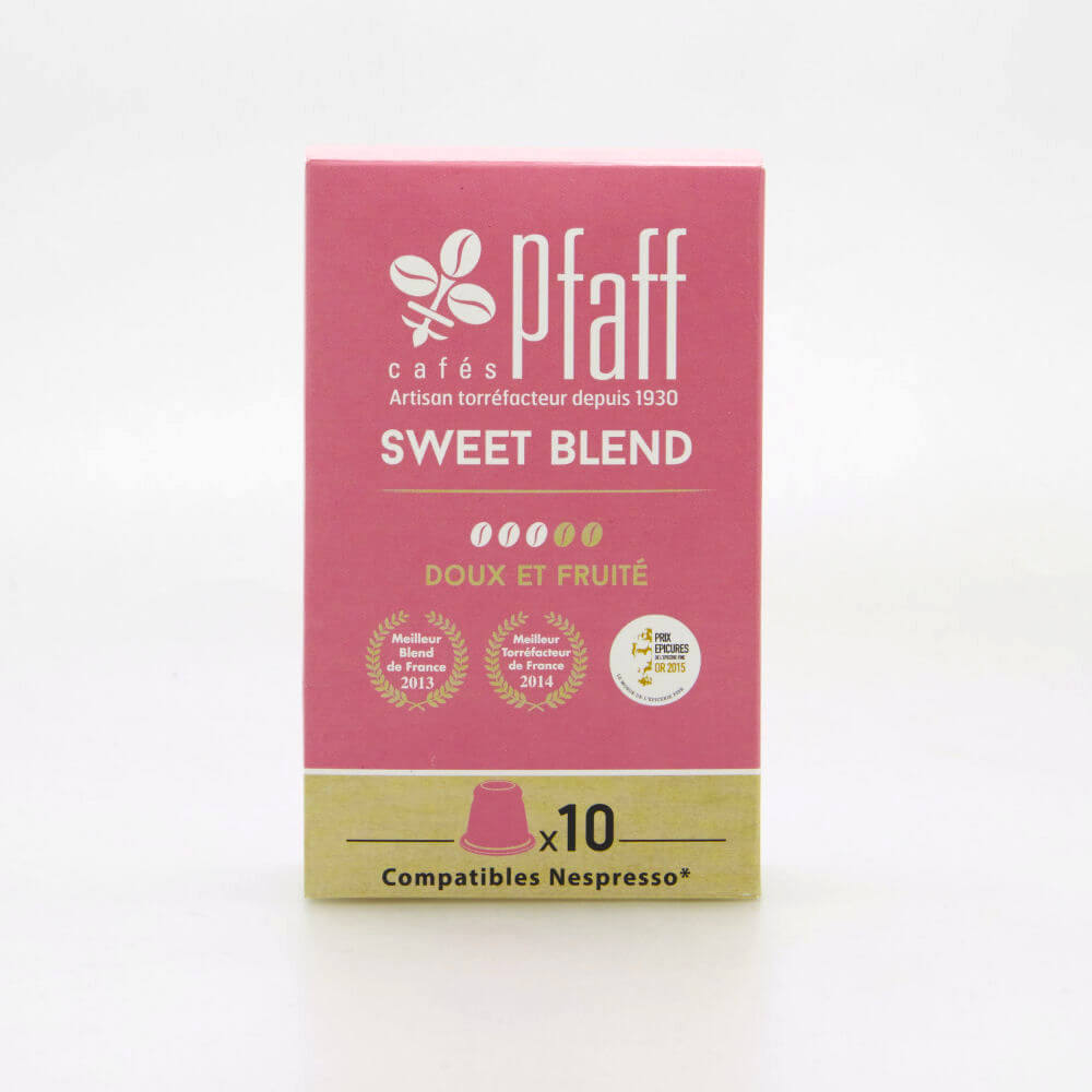 sweet blend capsules cafes cafes pfaff2017 1