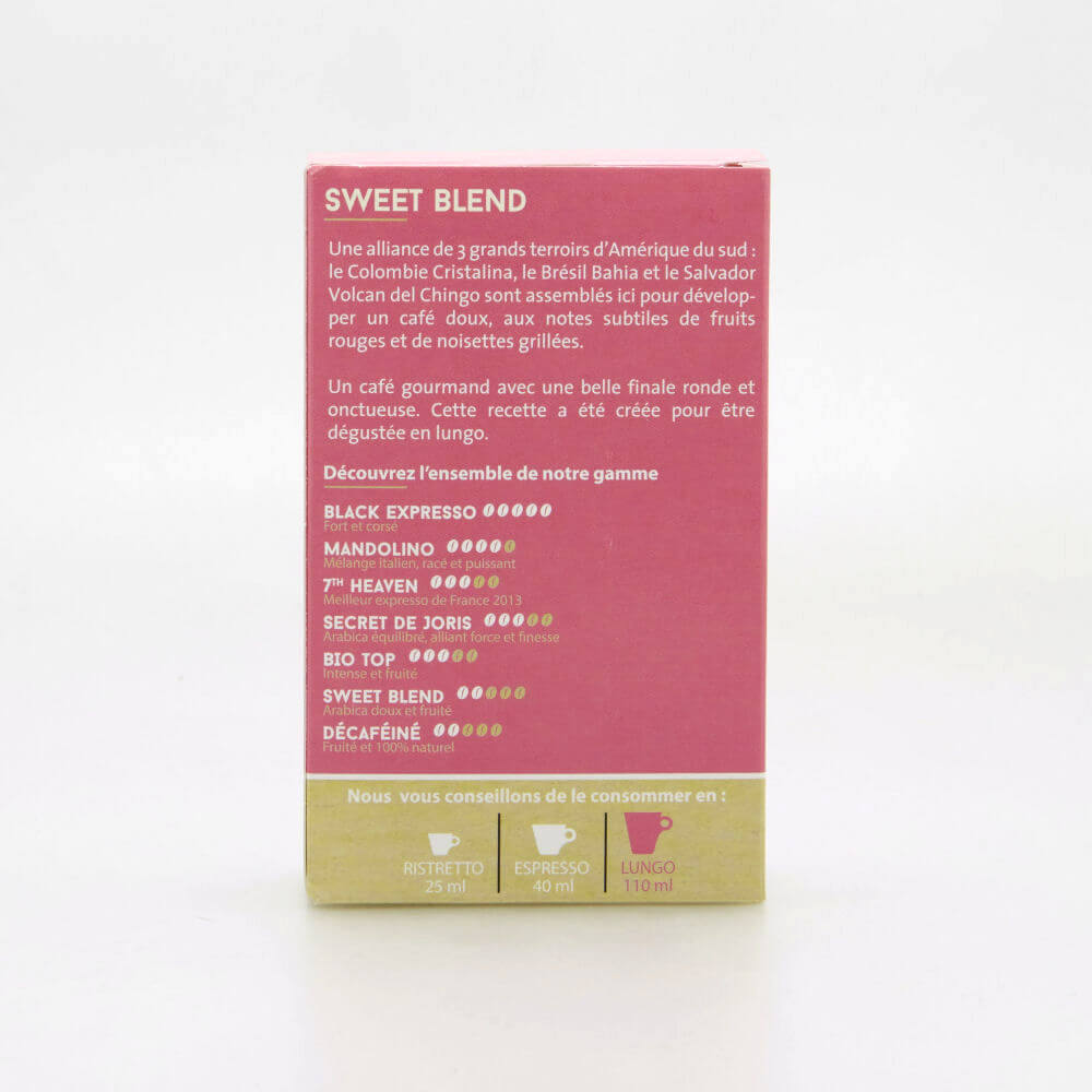 sweet blend capsules cafes cafes pfaff2017 3